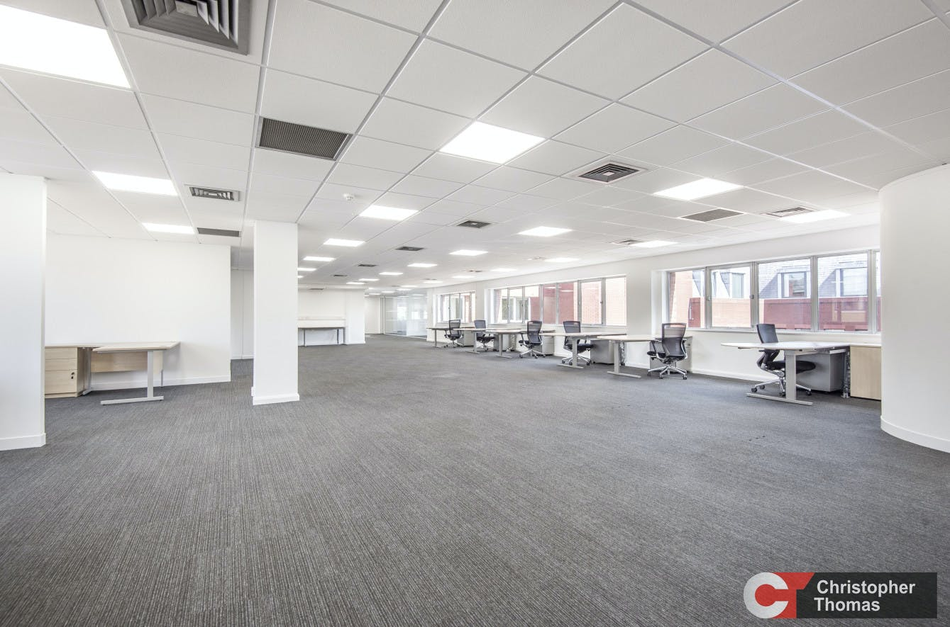Elizabeth House, Staines Upon Thames, Office To Let - Open floor.jpg