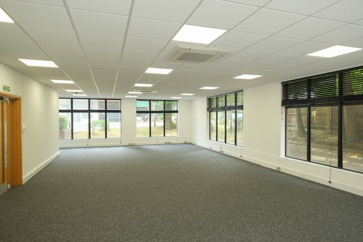 West Lodge, Station Approach, West Byfleet, Offices To Let - ground.jpg