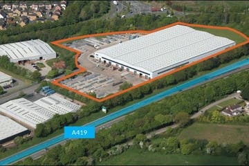 Groundwell Distribution Centre, Swindon, Industrial To Let - GDC.JPG