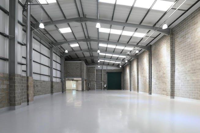 Unit 6 Falcon Park Industrial Estate, Neasden, Industrial To Let - Falcon unit 6 internal i.jpg