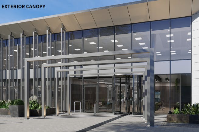 The Dock, Kings Langley, Kings Langley, Offices To Let - Exterior CGI.PNG