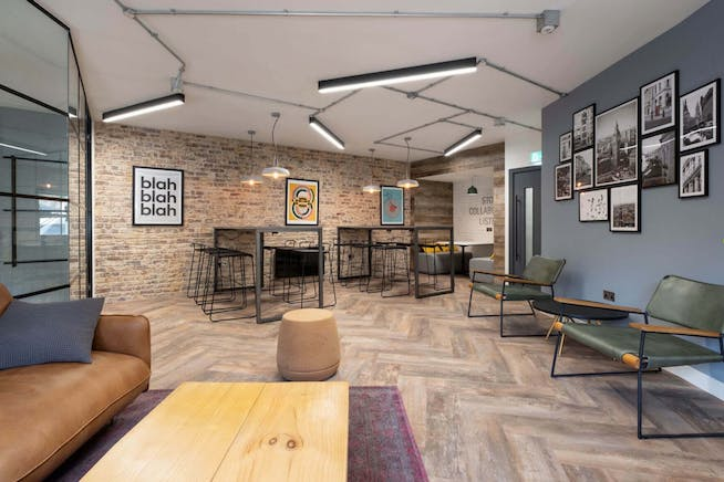 Reef House, Plantation Wharf, London, Offices To Let - Break Out (1)