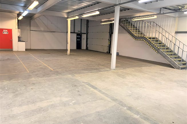 Units 3, 11 And 16, Linford Street Business Estate, Battersea, Industrial To Let - Unit 16 ii.JPG