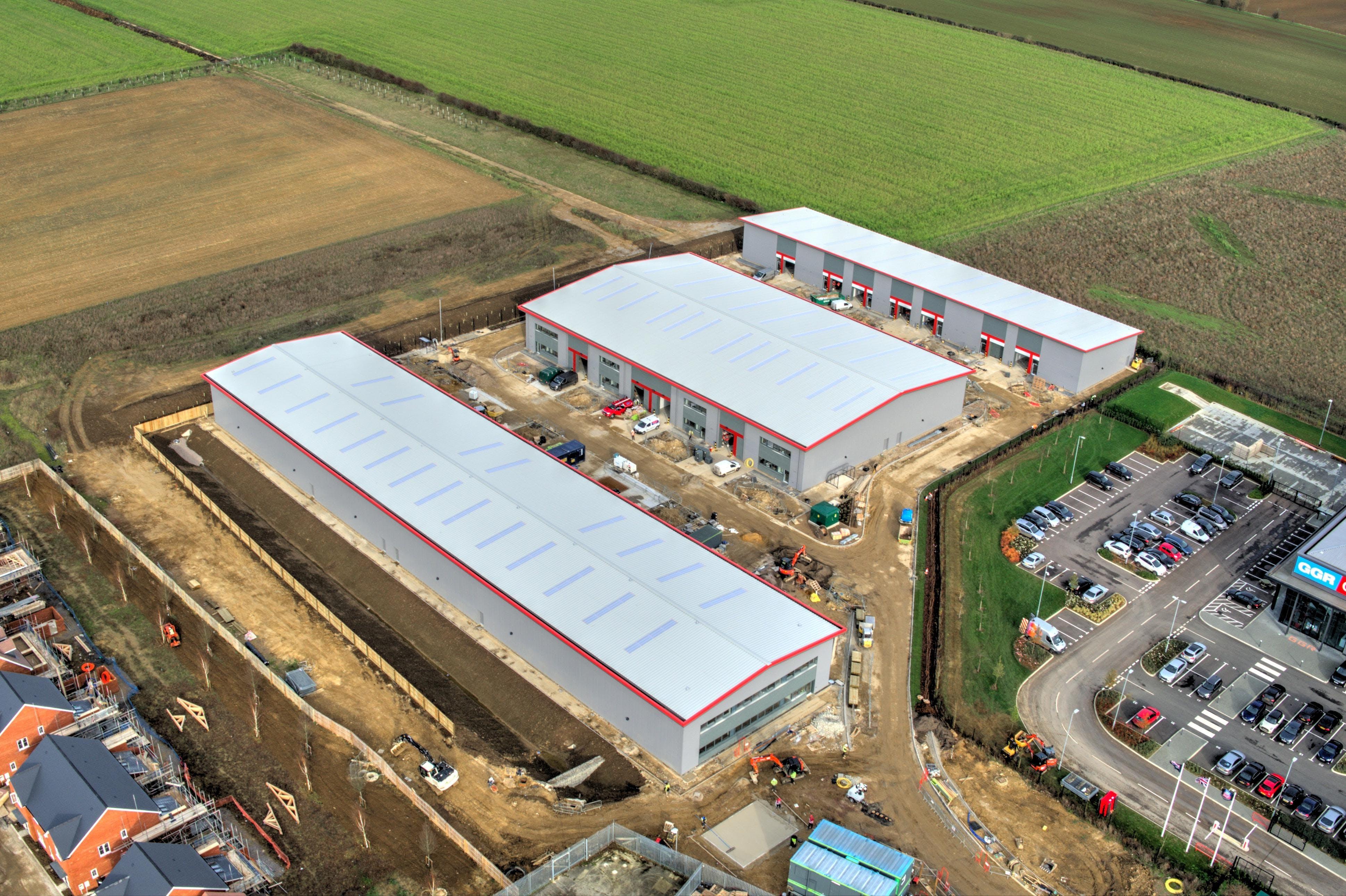Tavis House Business Centre, Haddenham, Industrial / Investment To Let / For Sale - TavisHouse-9.jpg