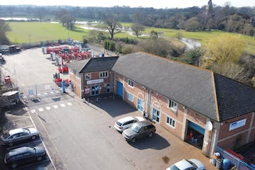 Brunel House, Station Road, Reading, Office To Let - Aerial View