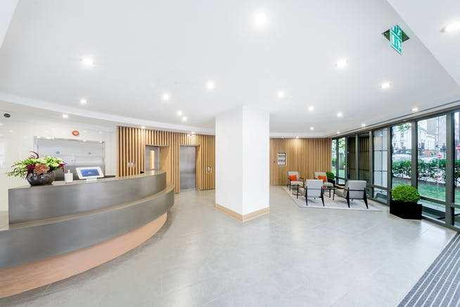 Sentinel House, Marylebone, London, Office To Let - sentinelhousemaryleboneofficetoletReception2.jpg