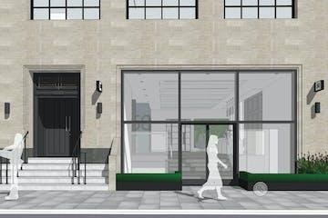 50 Great Marlborough Street, London, Offices To Let - External CGI