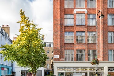 1-3 Charlotte Street, London, Office To Let - Charlotte Street External - More details and enquiries about this property