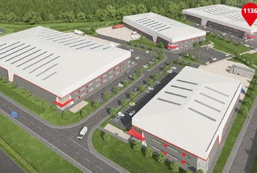 Unit 1136, Silverstone Park, Towcester, Industrial To Let - 1136.PNG - More details and enquiries about this property