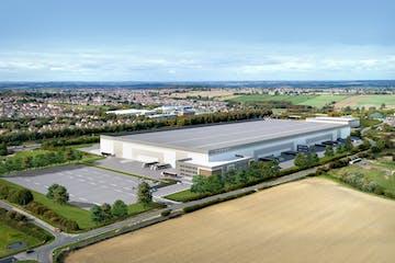 Interchange Park, Rotherham, Distribution Warehouse To Let - Cumwell Lane Aerial 1 B JPEG (002).jpg