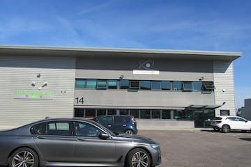Unit 14, Easter Industrial Park, Rainham, Office To Let - 14 Easter Industrial Park, Ferry Lane. 22.08 (21).JPG