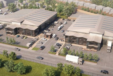 Units 1 & 2, Valor Park Ashford, Ashford, Industrial To Let - Heathrow  Valor Park Ashford.jpg - More details and enquiries about this property