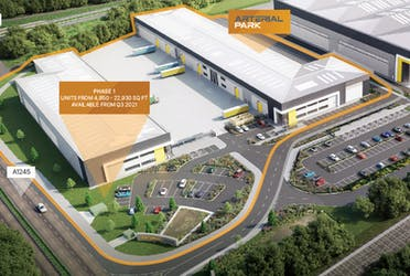 Arterial Park (Phase 1), Michelins Farm, Rayleigh, Industrial To Let - CGI.PNG - More details and enquiries about this property