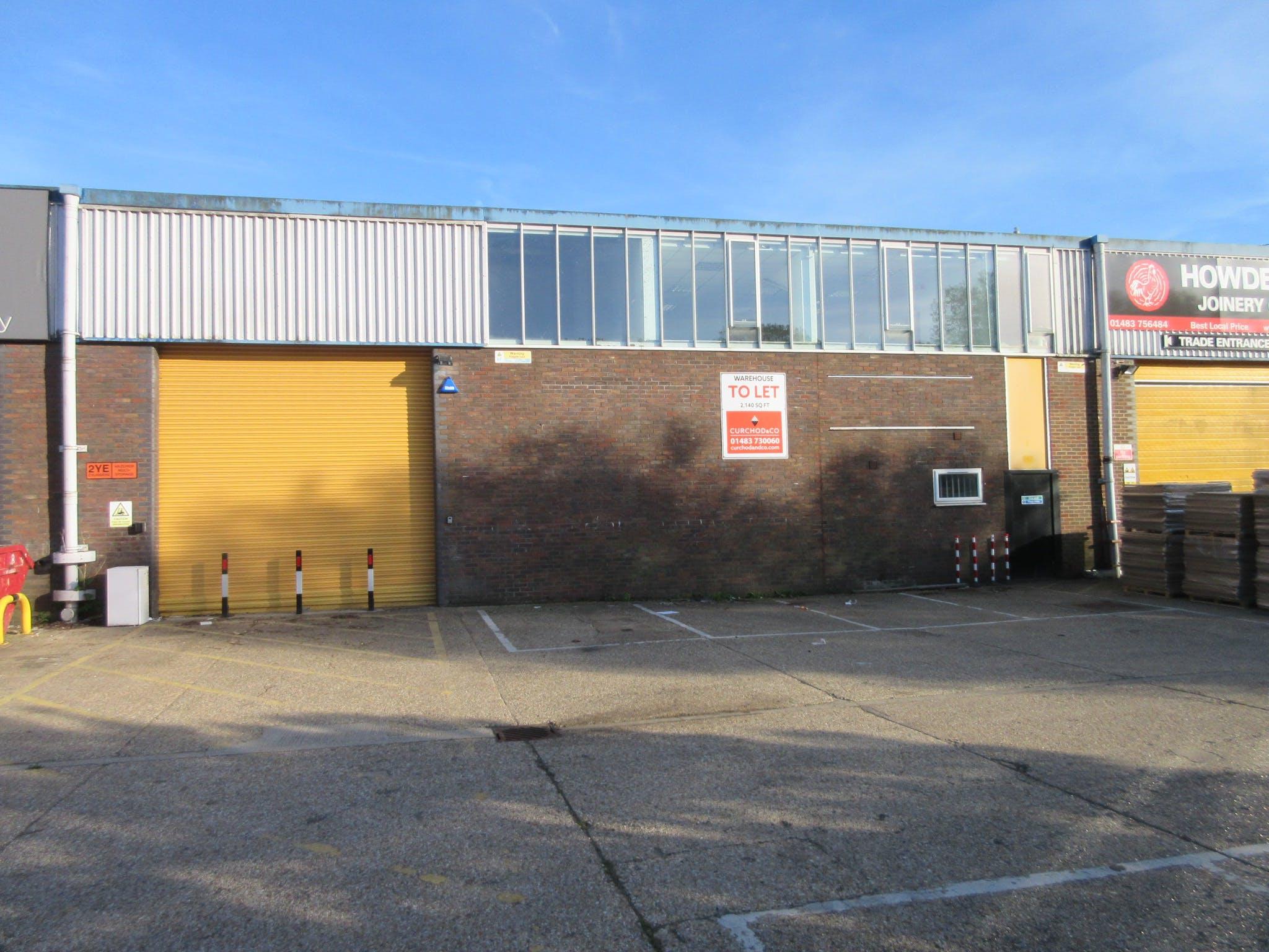 Unit 19 Goldsworth Park Trading Estate, Kestrel Way, Woking, Warehouse & Industrial To Let - IMG_9296.JPG