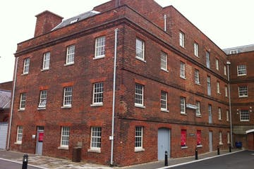 The Mill, Royal Clarence Yard, Gosport, Office To Let - The Mill 1.jpg