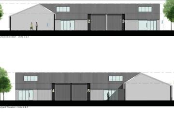 Dracott Park, School Lane, Guildford, Warehouse & Industrial To Let - Roughs farm colour.JPG