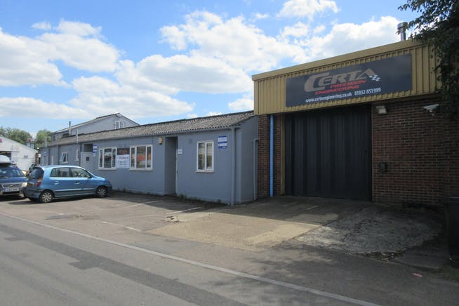 Unit 7 Fordwater Trading Estate, Ford Road, Chertsey, Warehouse & Industrial To Let - IMG_1986.JPG