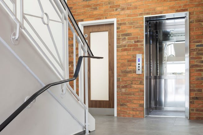 95 Southwark Street, London, Offices To Let - Staircase