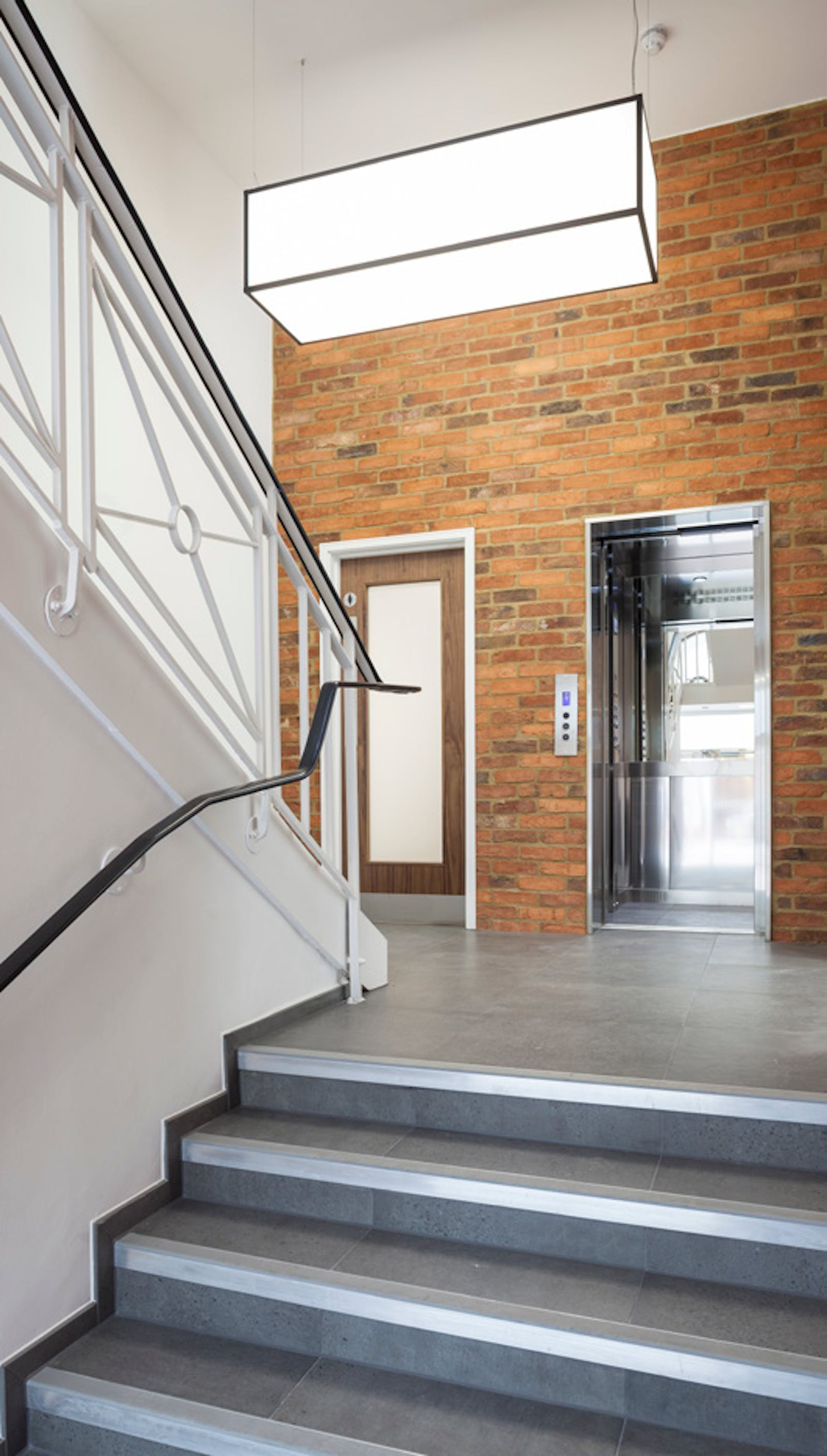 95 Southwark Street, London, Office To Let - Staircase