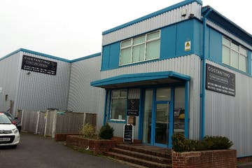 Starter Units, Gore Road Industrial Estate, New Milton, Warehouse & Industrial To Let - Image 1