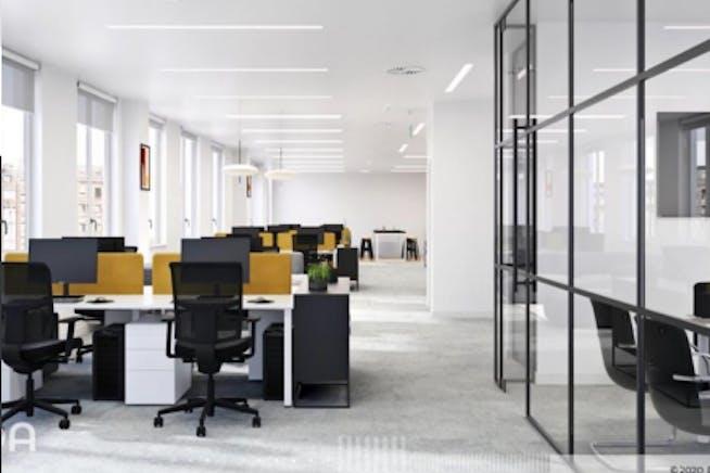 Drury Works, 161 Drury Lane, London, Offices To Let - DW Internal 1