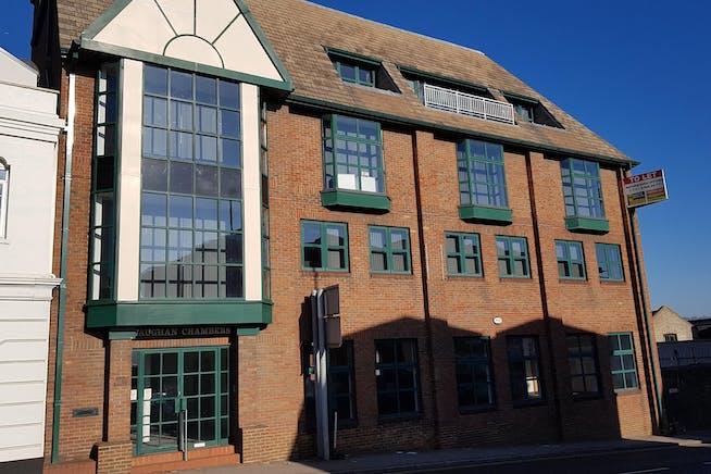 Vaughan Chambers, 4 Tonbridge Road, Maidstone, Office To Let - Vaughan Chambers External.jpg