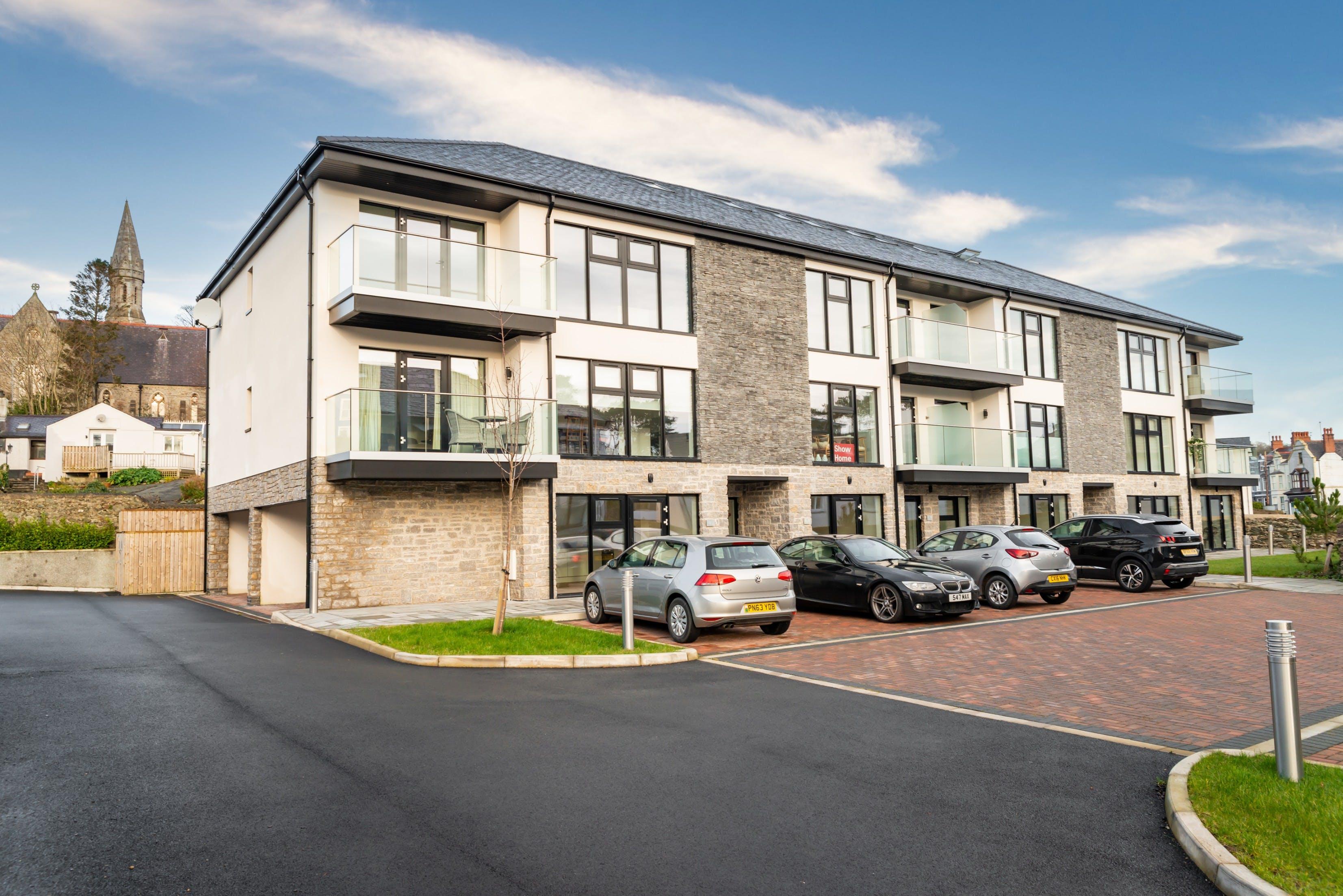 Min Y Don, Water Street, Menai Bridge, Anglesey, Residential For Sale - _SKY4267-Edit-1.jpg
