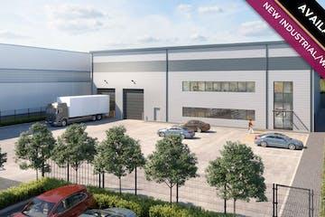 Bilton One, Kingsland Business Park, Basingstoke, Warehouse & Industrial To Let - Image 1