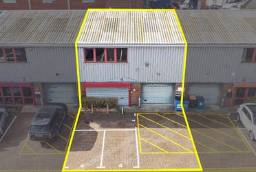 Unit 4, Britannia Way, London, Industrial To Let - main image.PNG - More details and enquiries about this property