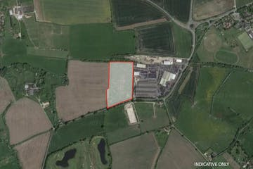 Land At Rycote Lane, Thame, Industrial / Land / Investment For Sale - LOCATION PLAN 2.jpg
