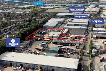 Motherwell Way, West Thurrock, Industrial To Let - open storage motherwell.PNG - More details and enquiries about this property