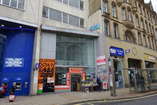 26-28 High Street, Sheffield, Offices / Retail / Restaurant / Development (Land & Buildings) To Let / For Sale - 2628HighStreetSheffield.JPG
