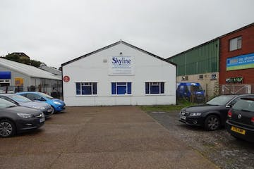 Skyline Bookbinder Premises, Vincent Lane, Dorking, Investment Property For Sale - External 1