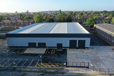 Unit 1 Waltham Park Way, Billet Road, Walthamstow, Industrial To Let - DJI_0017.JPG - More details and enquiries about this property