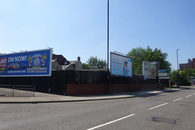 Land Bounded By Penistone Road, St Philip's Road & Montgomery Terrace Road, Sheffield, Development (Land & Buildings) For Sale - DSC02267.JPG
