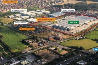 Matrix 420, Matrix Park, Chorley, Industrial To Let - Matrix 420.jpeg - More details and enquiries about this property