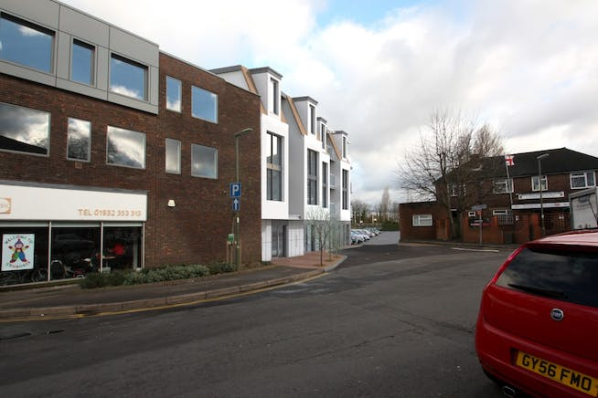Commercial Units, 41B Station Approach, West Byfleet, Retail / Offices / Restaurant For Sale - Street View 1.jpg