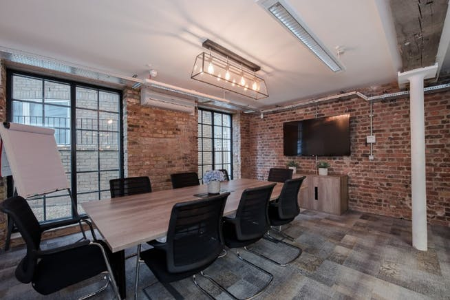212 New Kings Road, Pavilion, Fulham Green, London, Offices To Let - Meeting room.PNG