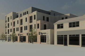 Pembroke House, 148A Frimley Road, Camberley, Retail To Let - Artists Impression