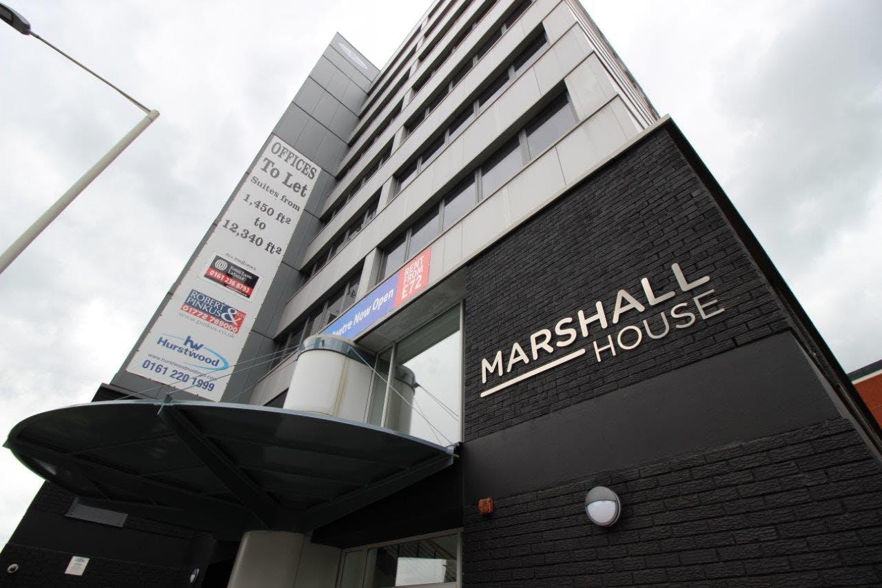 Marshall House, Ringway, Preston, Office To Let - IMG_2500.jpg