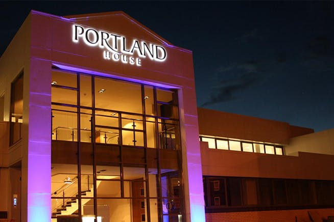 Portland House, Portland House, 243 Shalesmoor, Sheffield, Offices To Let - Portland House external night