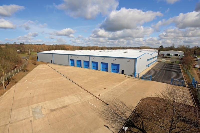 RW64, 1 Ravens Way, Northampton, Distribution Warehouse To Let - 1 NDC exterior.jpg