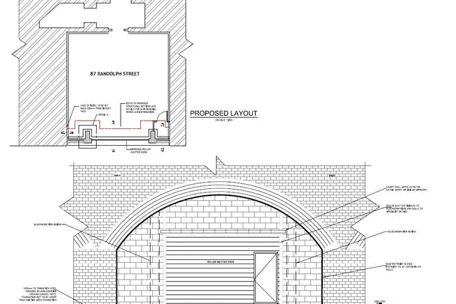 Arch 87 Randolph Street, Camden, Industrial / Leisure To Let - Arch 87.jpg