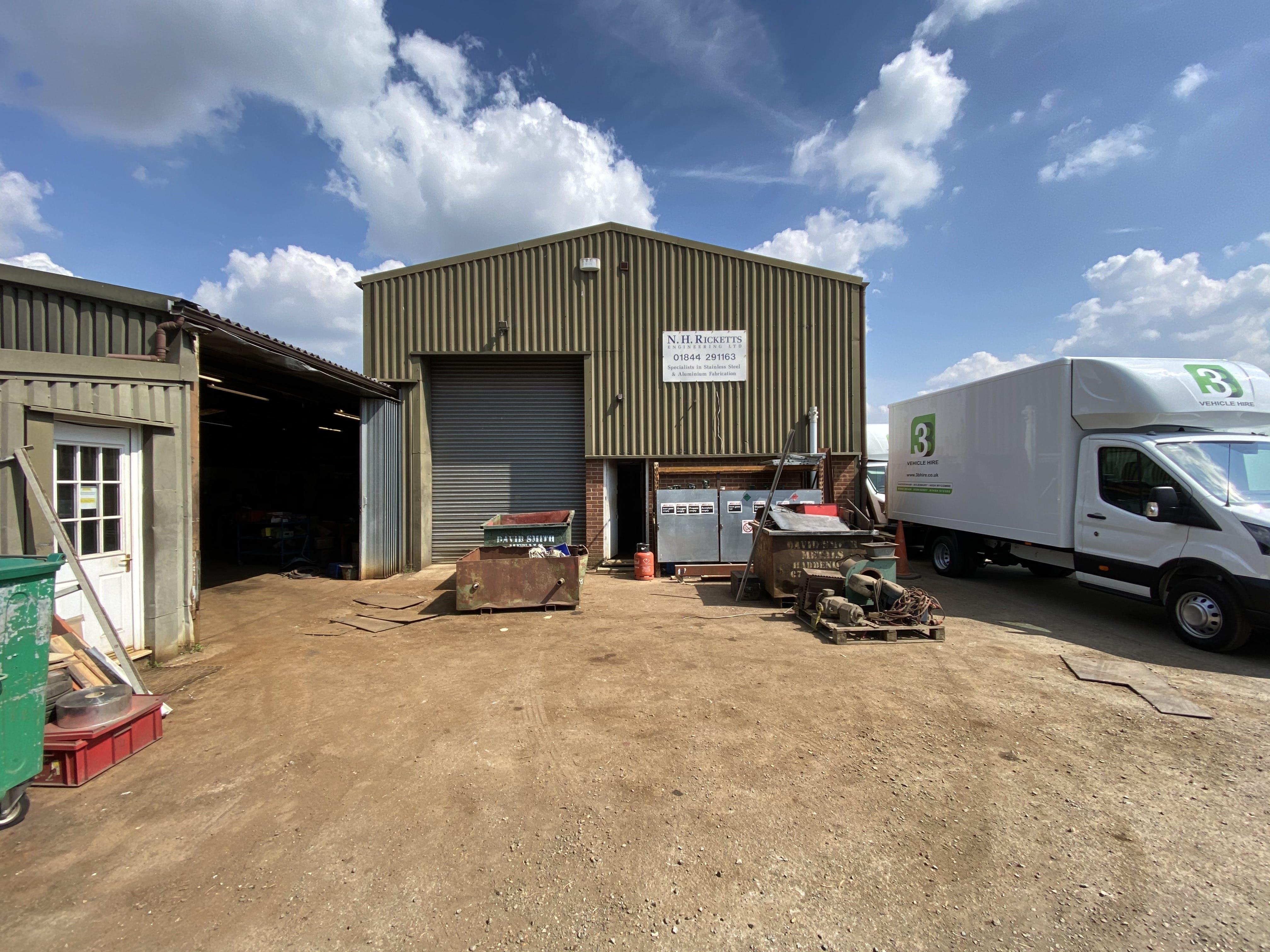 Unit 1, Thame Road Industrial Estate, Haddenham, Industrial To Let - IMG_2681.JPG