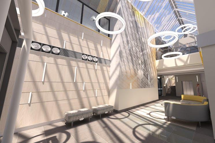 Unit 1 Genesis Business Park, Woking, Offices To Let - 1 genesis reception2.jpg