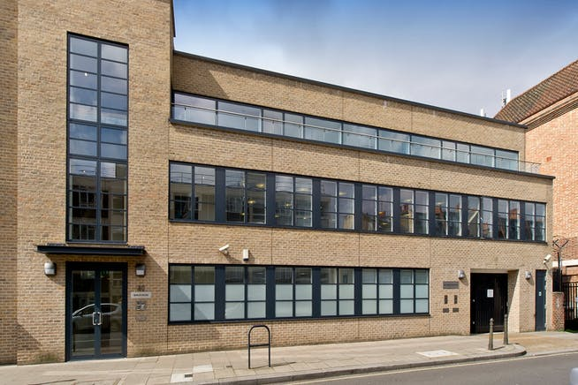 Marlin House, 40 Peterborough Road, Fulham, Office To Let - 1.jpg