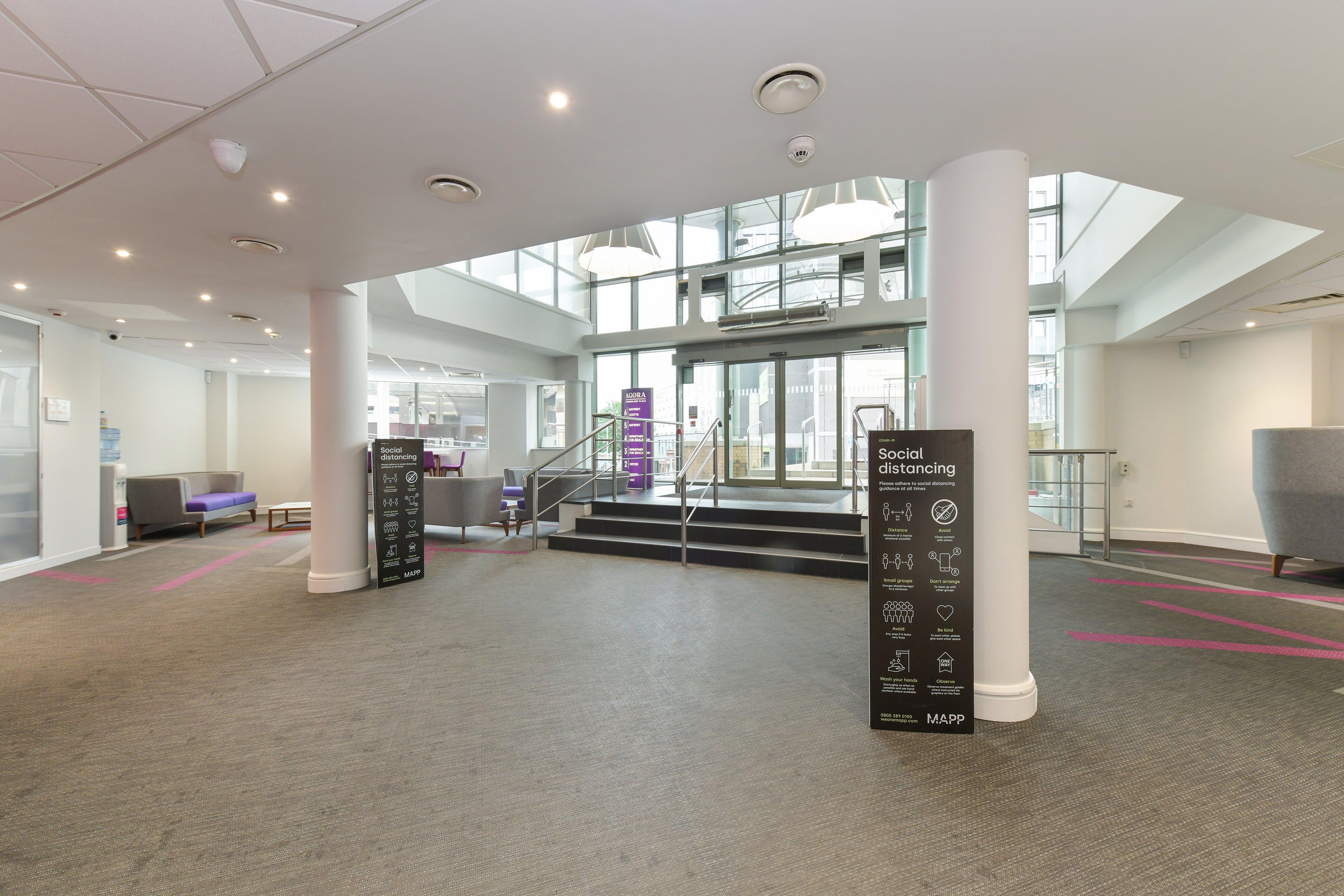 Agora, Cumberland Place, Nottingham, Office To Let - agora2.jpg