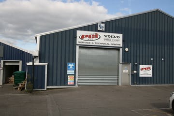 Unit 9E, Farnham Trading Estate, Farnham, Warehouse & Industrial / Trade Counter To Let - IMG_0327.JPG