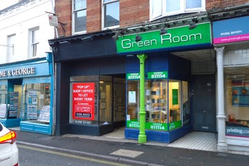 45 & 45c Winchester Street, Basingstoke, Retail To Let - Image 1