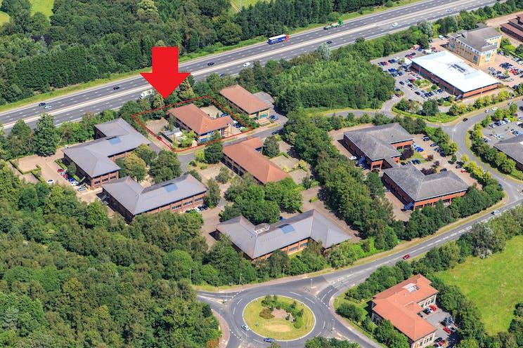 Aspen House, Ancells Business Park, Fleet, Investment Property / Offices For Sale - air 4.jpg